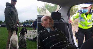 câinii campioni ai unui poliţist